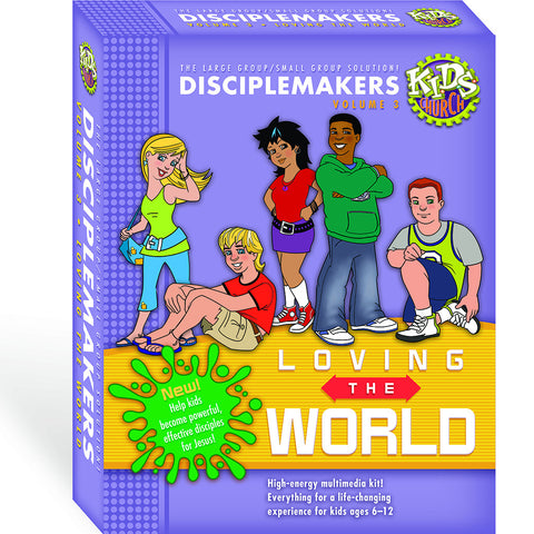 Disciplemakers Loving the World