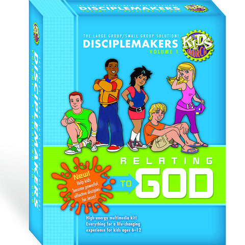 Disciplemakers Relating to God