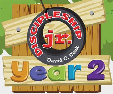 Discipleship Jr year 2 Lesson Pack