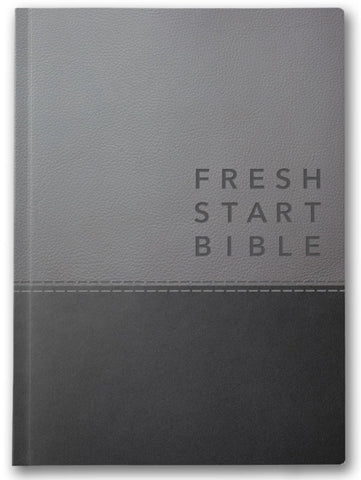 Fresh Start Bible (NLT): Deluxe/Hardcover | Gateway Publishing