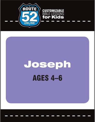 Route 52 - Joseph (Teacher's Kit)