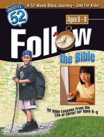 Route 52 Follow the Bible - Standard Publishing