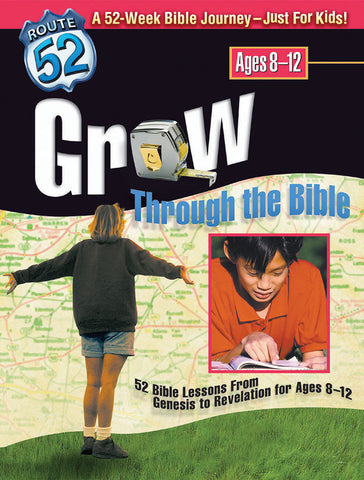 Route 52 Grow Through the Bible - Standard Publishing