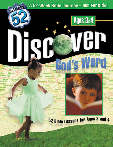Route 52 - Discover God's Word (Teacher's Kit)