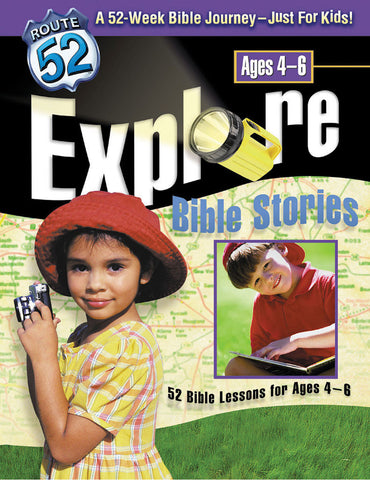Route 52 Explore Bible Stories - Standard Publishing