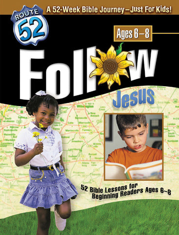 Route 52 Follow Jesus - Standard Publishing