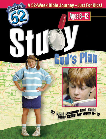 Route 52 Study God's Plan - Standard Publishing