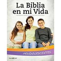 Spanish Curriculum - Year 1 - Middle School (Downloadable Product)
