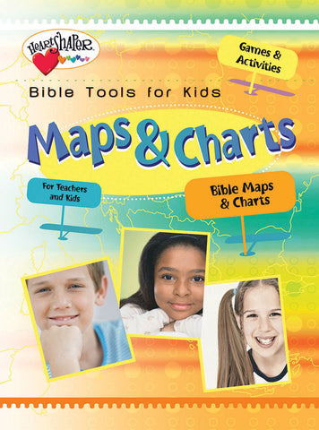 Bible Tools for Kids: Maps & Charts