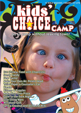 Standard Publishing Kids' Choice CAMP