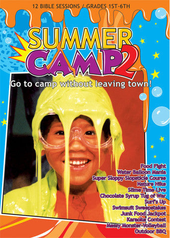 Standard Publishing Summer CAMP 2