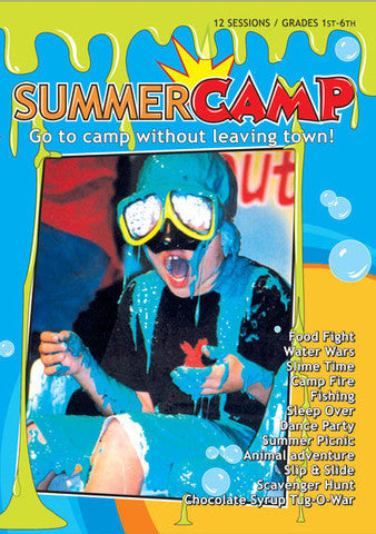 Standard Publishing Summer CAMP
