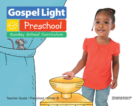 Preschool Lesson Teacher's Guide