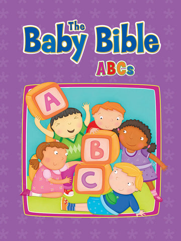 The Baby Bible ABC's by Robin Currie