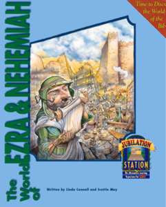 Jubilation Station: The World of Ezra & Nehemiah (Downloadable Product)