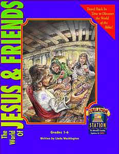 Jubilation Station: The World of Jesus & Friends (Downloadable Product)