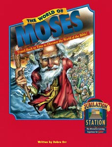 Jubilation Station: The World of Moses (Downloadable Product)