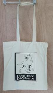 LBDR 100% Cotton tote bag