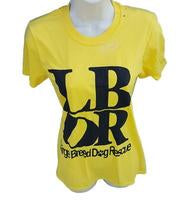 LBDR T-Shirt (Yellow)