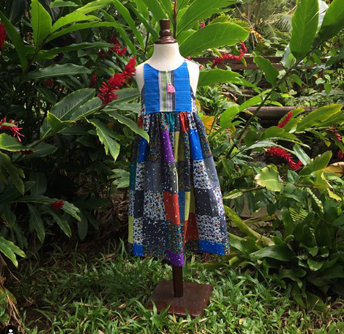 Lehua Dress