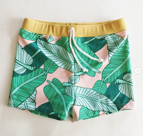 Papaya Boardies - CUSTOM FABRIC LISTING