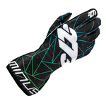 POLY EVO Black/Green/Cyan GLOVE