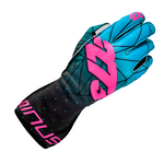 POLY EVO Cyan/Black/Pink GLOVE