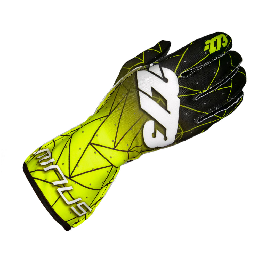 POLY EVO Fluo Yellow/Black GLOVE