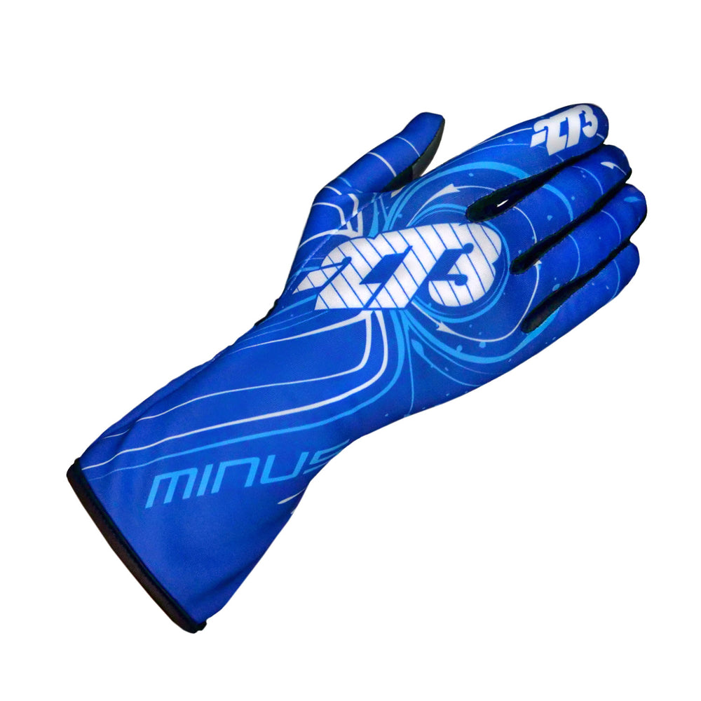 ZERO EVO Blue/White/Cyan GLOVE