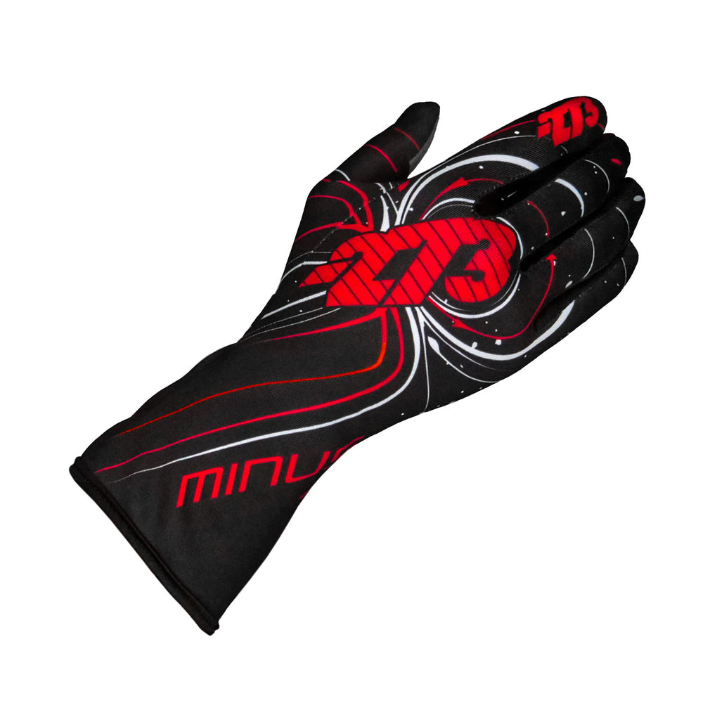 ZERO EVO Black/Red/White GLOVE