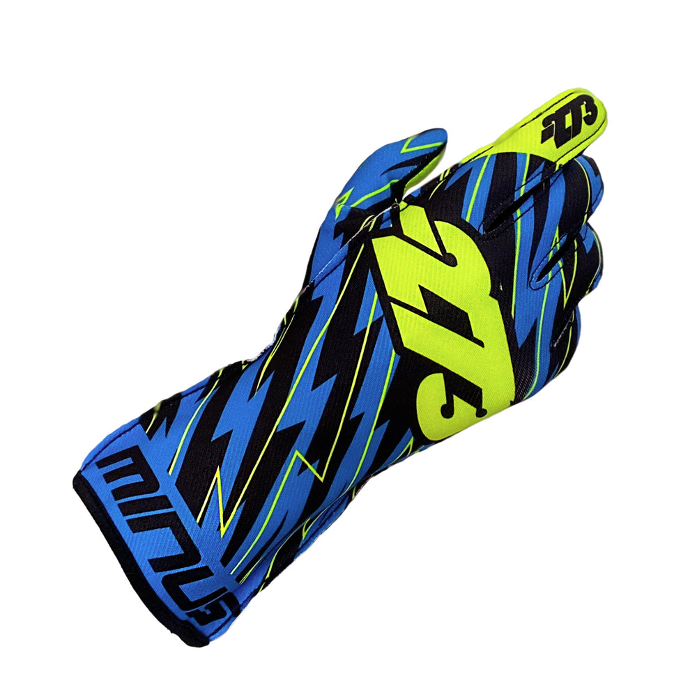 BLITZ Blue/Black/Fluo Yellow
