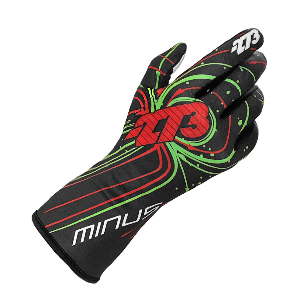 ZERO EVO Black/Green/Red