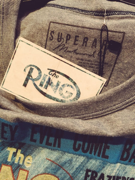 Superare x Ring Magazine Ali Tees!