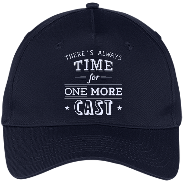 There's Always Time For One More Cast Hat