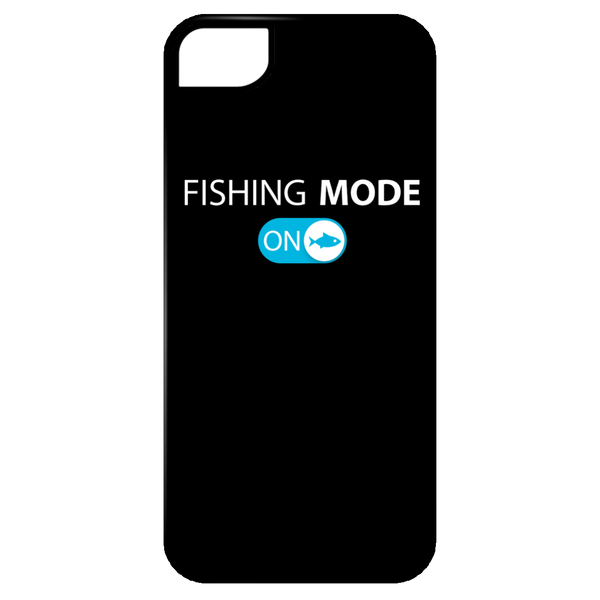 Fishing Mode On iPhone Cases