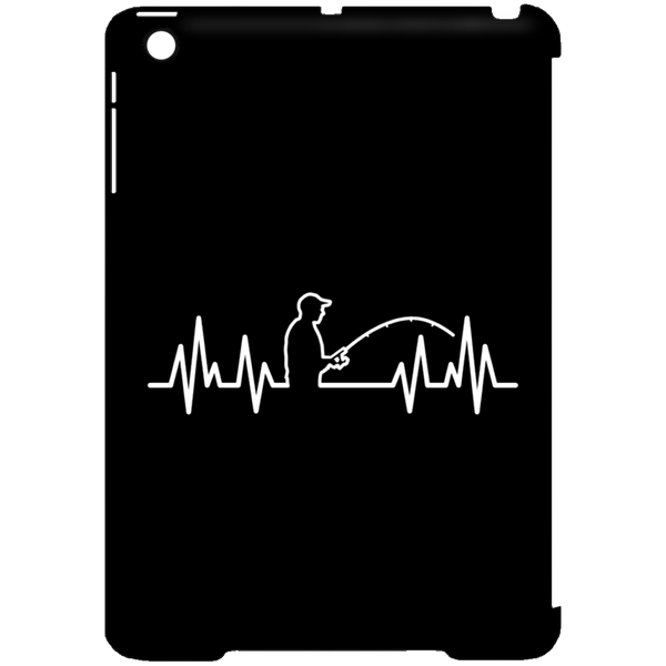 Fisherman Heartbeat iPad Cases