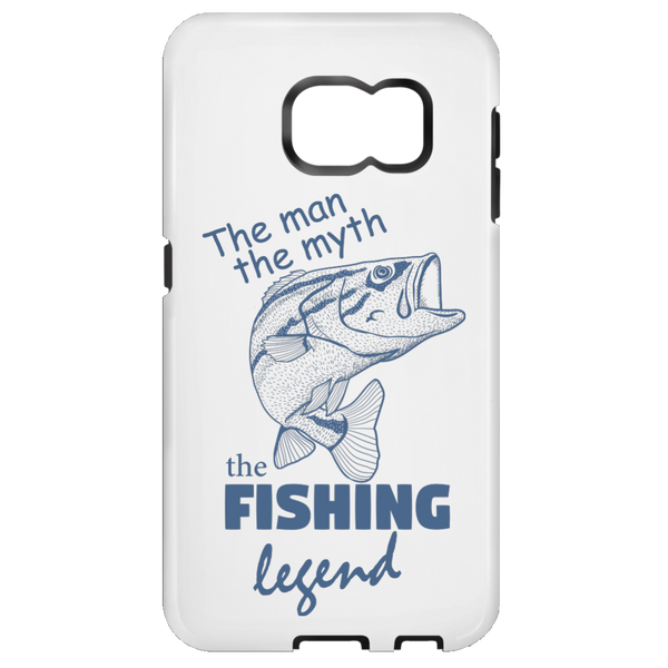 The man the myth the fishing legend Samsung cases