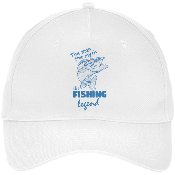 The man the myth the fishing legend Hat