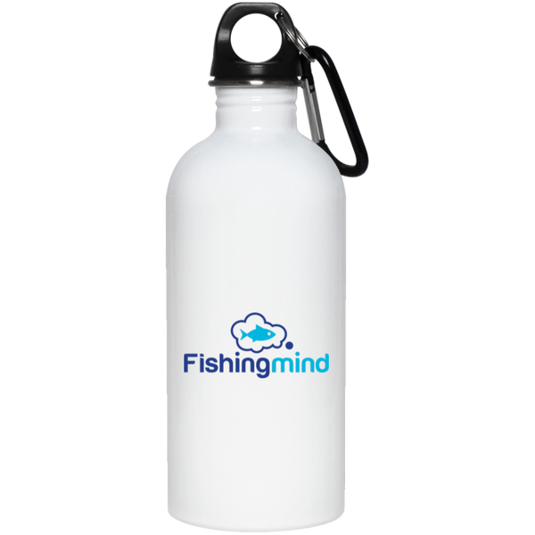 Fishing Mind Water Bottle