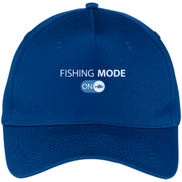 Fishing Mode On Hat