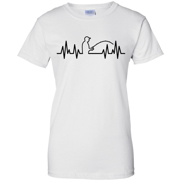 Fisherman Heartbeat Shirts