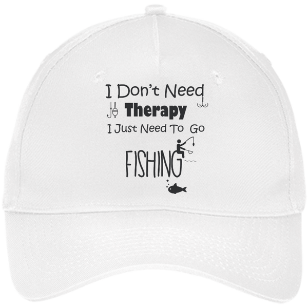 I don't need therapy I just need to go fishing Hat