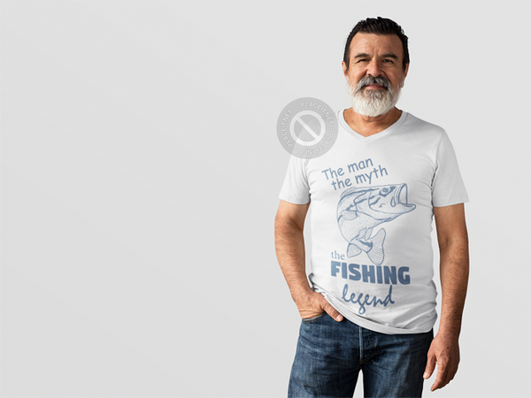 The man the myth the fishing legend Shirts