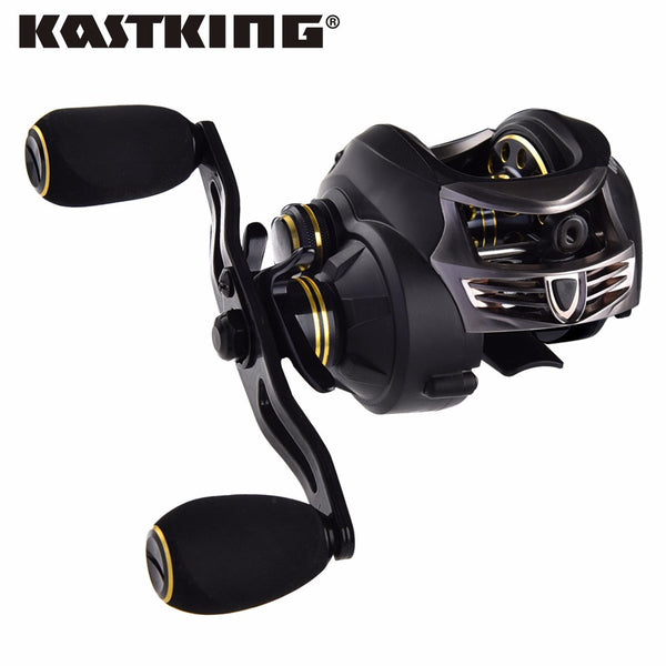 KastKing Stealth Super Light Carbon Reel
