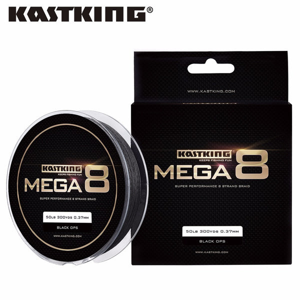 KastKing Mega8 Super Strong Fishing Line