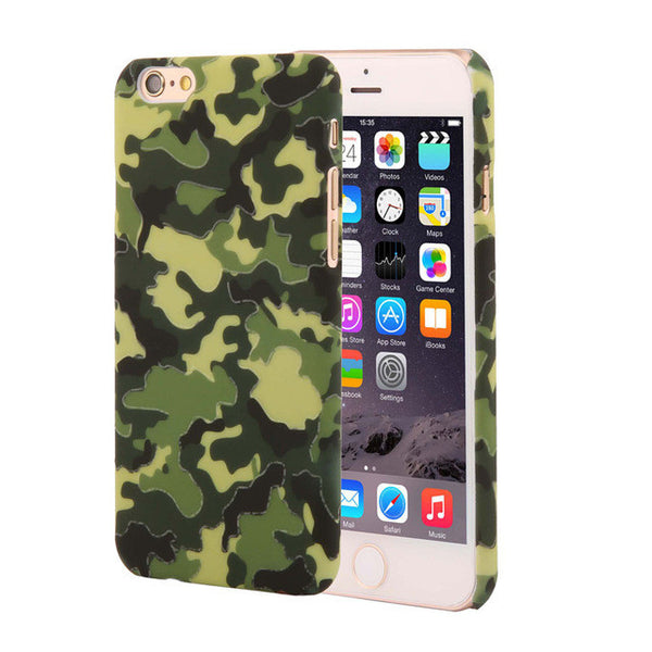 Camouflage Case for iPhone 6 / 6s / 7 / Plus