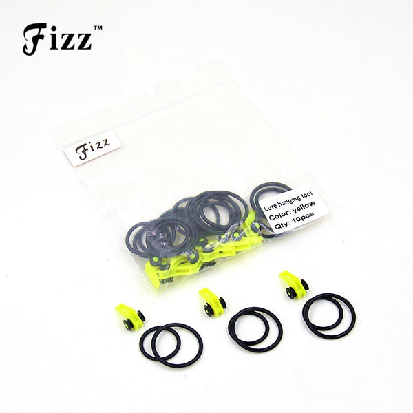 10 Sporty Fishing Rod Hook Keeper for Lures