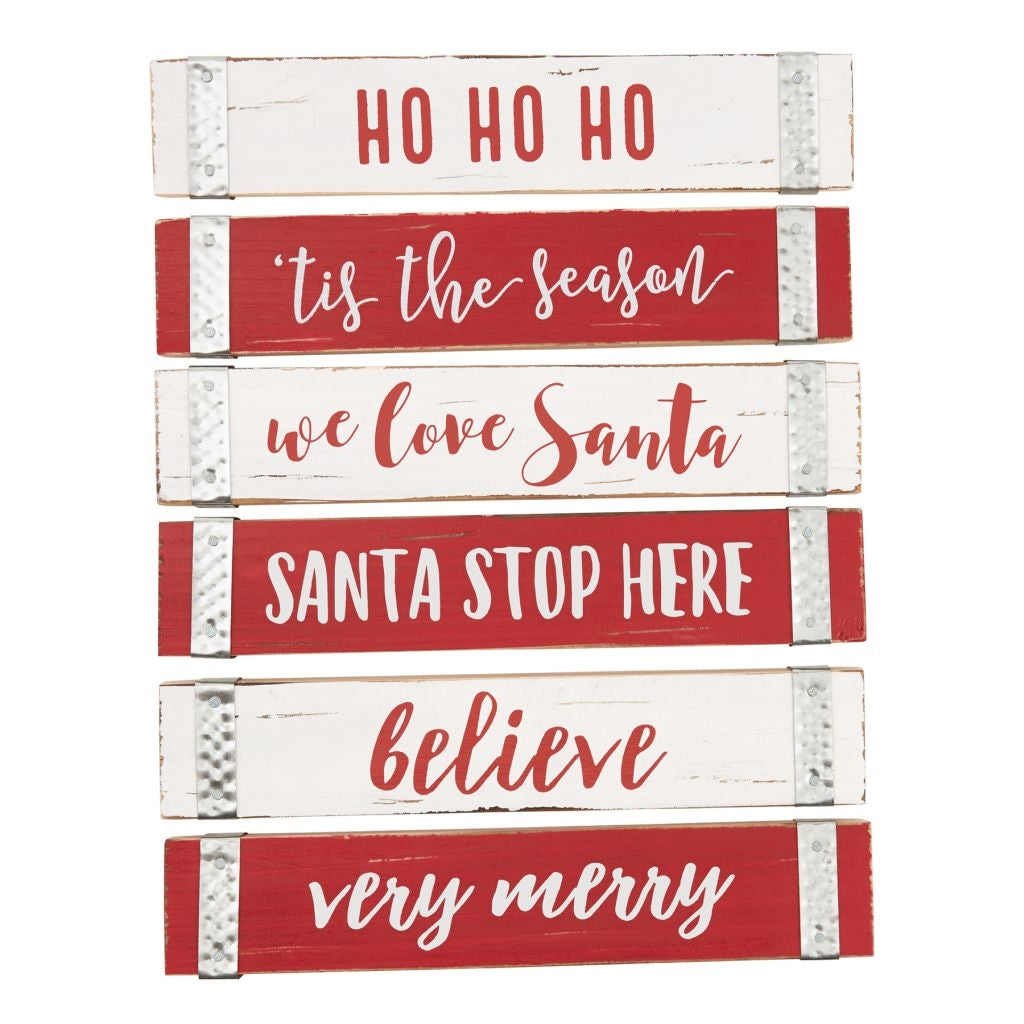 Christmas Sentiment Stick