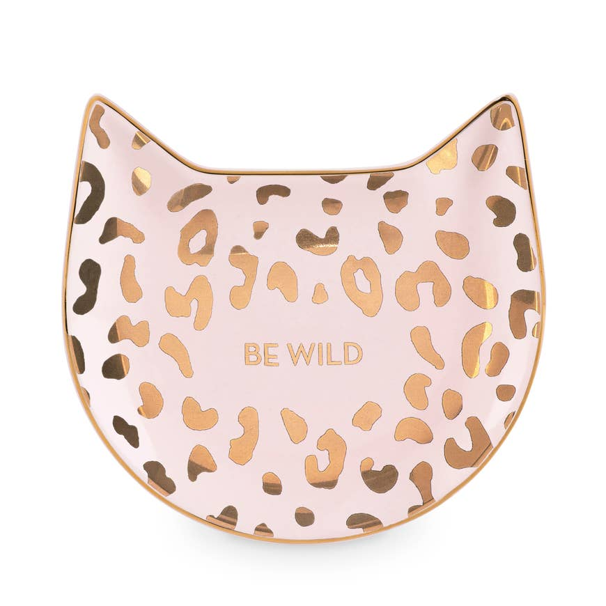 Leopard Tea Tray