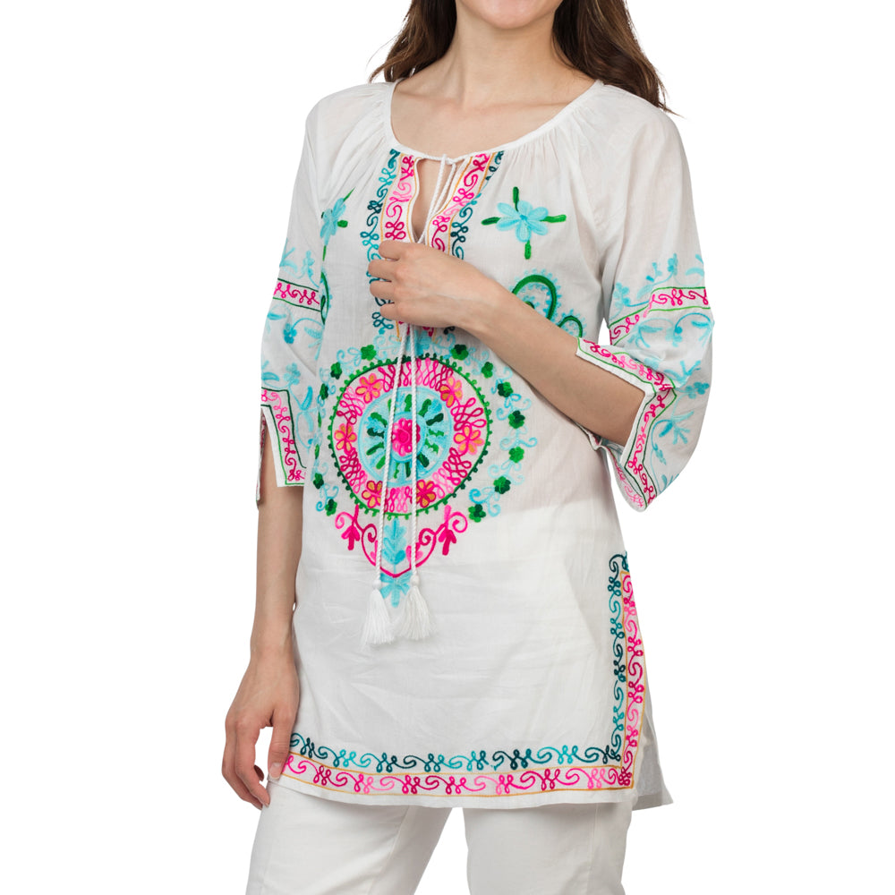 Punch Love Tunic